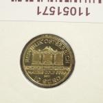 Réf. 11051571 Philharmonique de Vienne 1/10 once 200 Schillings - 10 Euros Golden Hall Organ - REVERS