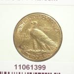Réf. 11061399 10 Dollars US  Indien - Ten Dollars - REVERS