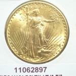 20 Dollars US (Double Eagle)  Liberty de Saint-Gaudens - Twenty Dollars