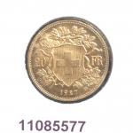 Réf. 11085577 20 Francs Suisse  Vreneli - REVERS