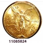 Réf. 11085824 50 Pesos Mexicain  - REVERS