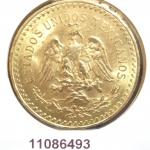 Réf. 11086493 50 Pesos Mexicain  - REVERS