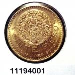 Réf. 11194001 20 Pesos Mexicain  - REVERS