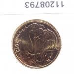 Réf. 11208793 Souverain Elisabeth II  Tête avec tiare 2012 - REVERS