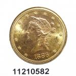 10 Dollars US  Liberty - Ten Dollars