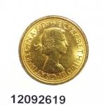 Réf. 12092619 Souverain Elisabeth II  Buste Lauré (1957-1968) - REVERS