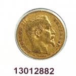 Napoléon 20F  Napoléon III Tête Nue