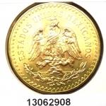 Réf. 13062908 50 Pesos Mexicain  - REVERS