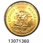 Réf. 13071360 20 Pesos Mexicain  - REVERS