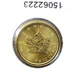 Réf. 15062223 Maple Leaf 1/4 once 10 Dollars Canada Elizabeth II - 9999 - REVERS