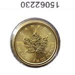 Réf. 15062230 Maple Leaf 1/4 once 10 Dollars Canada Elizabeth II - 9999 - REVERS