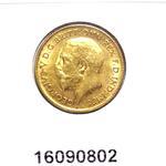 Demi-Souverain  George V