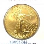 Eagle 1 once 50 Dollars US