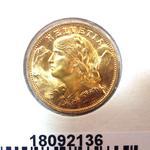 20 Francs Suisse Vreneli (1935L, 1947 et 49)