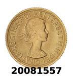 Réf. 20081557 Souverain Elisabeth II  Buste Lauré (1957-1968) (LSP) - REVERS
