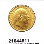 Souverain  Edward VII