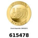 Demi-Vera Valor (1/2 once LSP)  2015 - 5 langues