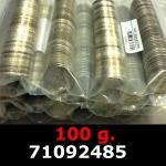 Réf. 71092485 100 grammes d\'argent pur - 5 Francs Semeuses (LSP)  Issu d un lot de 1000 Semeuses 5F - REVERS