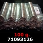 Réf. 71093126 100 grammes d\'argent pur - 5 Francs Semeuses (LSP)  Issu d un lot de 1000 Semeuses 5F - REVERS