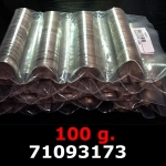 Réf. 71093173 100 grammes d\'argent pur - 5 Francs Semeuses (LSP)  Issu d un lot de 1000 Semeuses 5F - REVERS