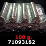 Réf. 71093182 100 grammes d\'argent pur - 5 Francs Semeuses (LSP)  Issu d un lot de 1000 Semeuses 5F - REVERS