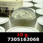 10 grammes d'argent pur - Philharmonique de Vienne (LSP)  Issu d un lot de 1000 pièces d une once