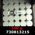 Réf. 730813215 100 grammes d\'argent pur - Philharmonique de Vienne (LSP)  Issu d un lot de 1000 pièces d une once - REVERS