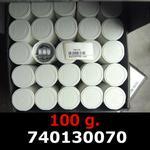 Réf. 740130070 100 grammes d\'argent pur - Philharmonique de Vienne (LSP)  Issu d un lot de 1000 pièces d une once - REVERS