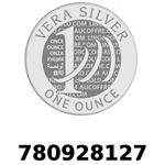 Réf. 780928127 Vera Silver 1 once (LSP)  2018 - REVERS