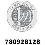 Réf. 780928128 Vera Silver 1 once (LSP)  2018 - REVERS