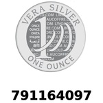 Réf. 791164097 Vera Silver 1 once (LSP - 40MM)  2018 - REVERS