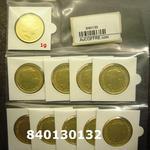 1 gramme d'or pur - Britannia (LSP)  Issu d un lot de 10 Britannia 1 once 9999
