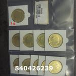 Réf. 840426239 1 gramme d\'or pur - Britannia (LSP)  Issu d un lot de 10 Britannia 1 once 9999 - REVERS