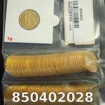 1 gramme d'or pur - Napoléon (LSP) 20 Francs Issu d un lot de 100 Génie IIIème République