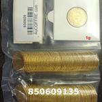 Réf. 850609135 1 gramme d\'or pur - Napoléon (LSP) 20 Francs Issu d un lot de 100 Cérès - REVERS