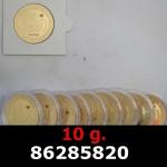 Réf. 86285820 10 grammes d\'or pur - Vera Valor (LSP)  Issu d un lot de 10 Vera Valor 1 once - REVERS